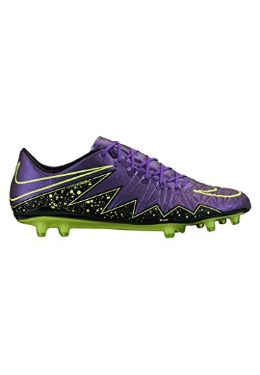 9e23ad85d90e Nike Hypervenom Phinish FG-Hyper Grape Black Hyper Grape (6.5)
