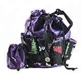 Bingo Bag - Space Ball Design - Purple