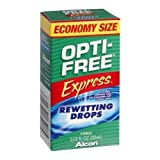 opti free express - OPTI-FREE EXPRESS Rewetting Drops 20 ML - Buy Packs and SAVE (Pack of 4)