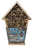 Homestead Essentials Native Mason and Leafcutter Bee House
