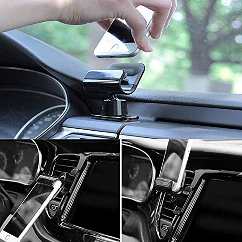 TRUE LINE Automotive Pop Out Car Windshield Dashboard Cell Phone Holder Mounting GPS Kit (White)