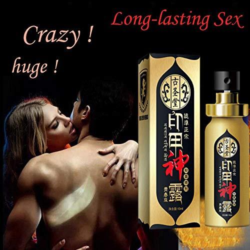 certainPL Male Enlargement Oil Big Penis Oil Essential Oil Pills Increase Sex Delay Men's Penis Care (10ML) by certainPL (Image #7)