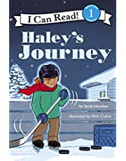 I Can Read Hockey Stories: Hayley's Journey