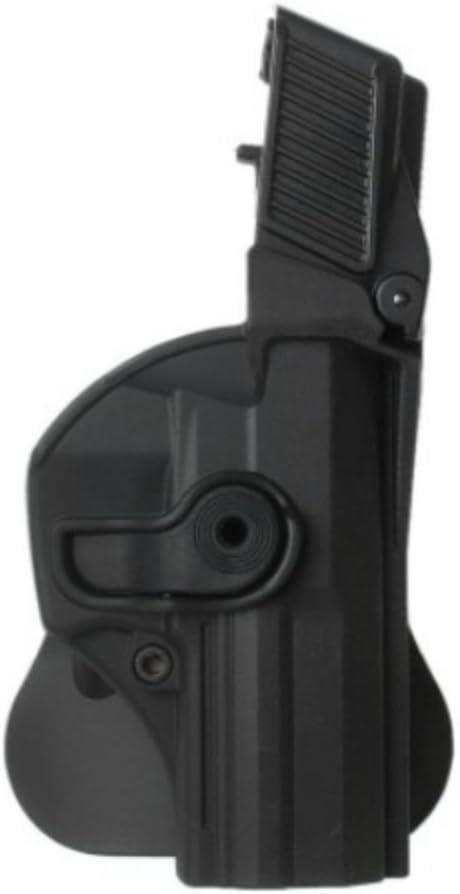IMI Defense H & K Tactical Holster Level-3de polímero de retención oculta de transporte USP Tamaño Completo/Standard Pistola Handgun