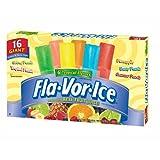 Fla-Vor-Ice 1.5oz Tropical Freezer Bars (Pack of 12)