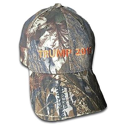 Trump 2016 Camouflage Hat