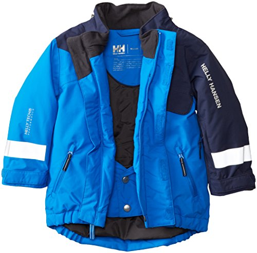 K Hansen Rider Cobalt Helly Jacket Blue Unisex 5SFzd56qwx
