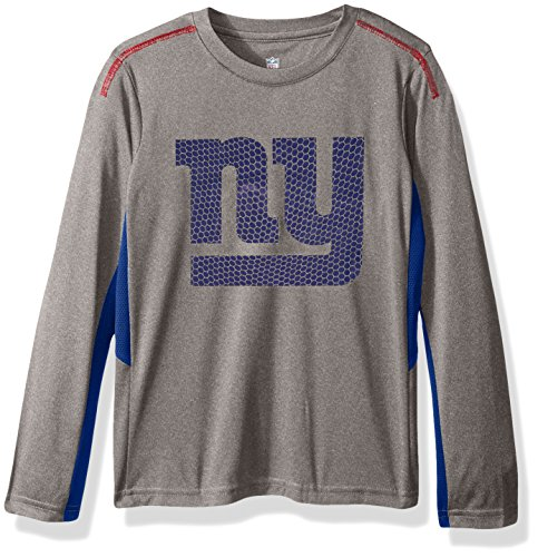 Giants Long Sleeve - NFL Youth Boys