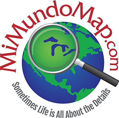 Mi Mundo USA Maps (Mundi Map)