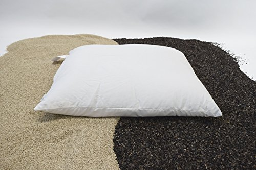Millet Hull Pillows (Millet Fully Organic Pillow - Standard (20