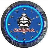 Cheap Neonetics Ford Cobra Neon Wall Clock, 15-Inch