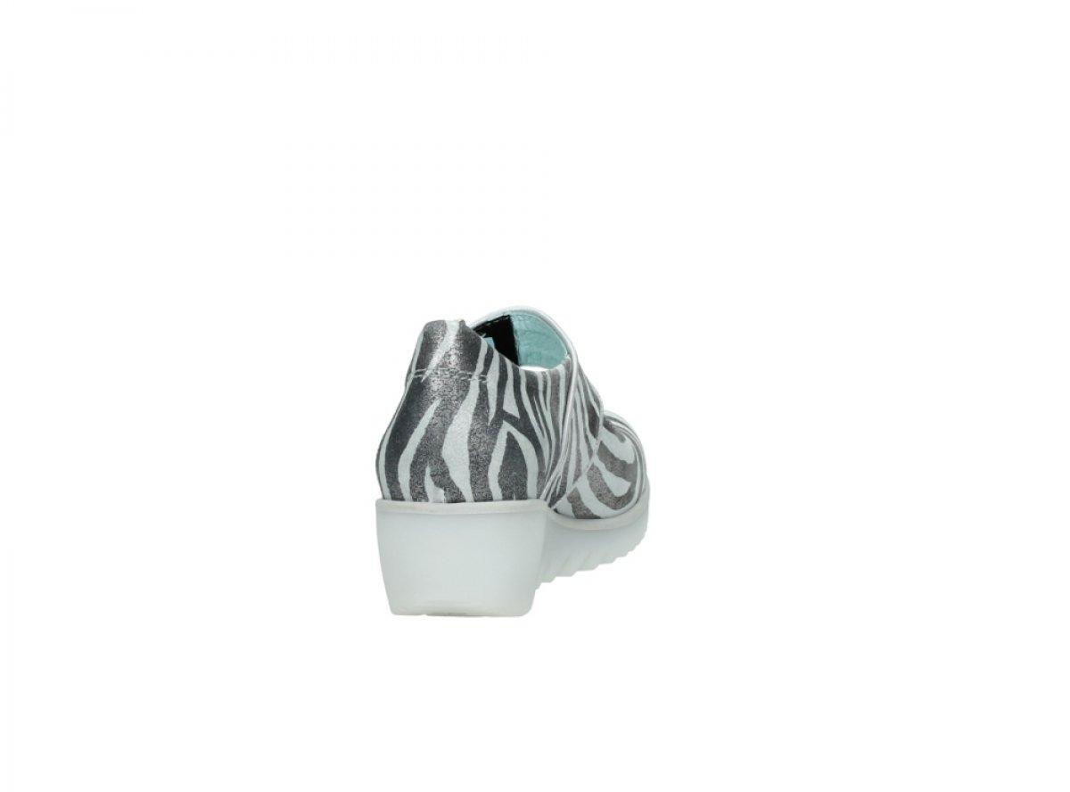 Wolky Comfort Mary Janes Silky B00WDWDIIY 36 M EU / 4.5-5 B(M) US|Black Crash Leather