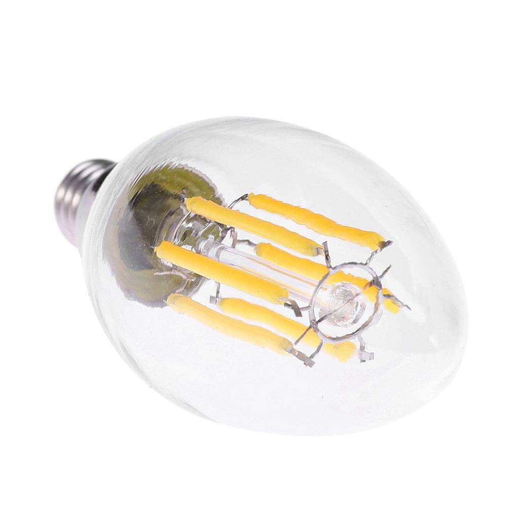 10 Pack 10 Watt T3 1//4 Rigid Loop Base 12 Volt 20000 Hour Clear Xenon Lightbulb Bulbrite HM-05938