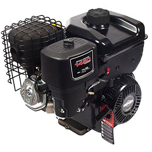 Briggs & Stratton 1450 Series Horizontal OHV Engine - 306cc, 1in. x 2.765in. Shaft, Model# ()