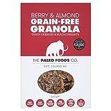 The Paleo Foods Co Berry & Almond Grain-Free Granola 340g