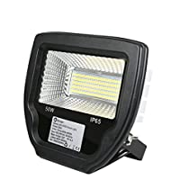 Anten LED Flood Lights IP65 Waterproof 30W Warm White Security Lights,3200K 2700lm Floodlights,Black Shell