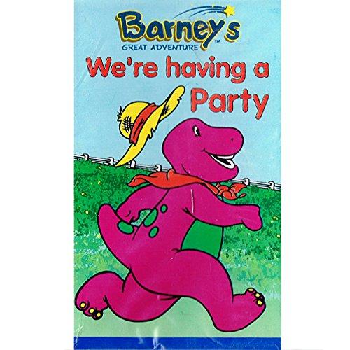 Barney Invitations (Barney Vintage Invitations w/ Env. (8ct))