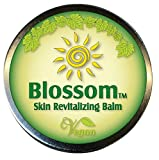 Blossom Balm - Multipurpose All Vegan Skin Care Formula For Wounds, Burns, Shingles, Hives, Eczema, Psoriasis, Fungal Infections and More - Instant Relief From Pain, Itch, Redness and Swelling