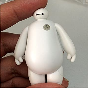 Amazon.com: 5sled ® 3pcs Cute Cartoon Big Hero 6 Baymax 5,5 ...