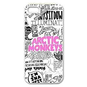 iPhone 4 / iPhone 4s TPU Gel Skin / Cover, Custom TPU iPhone 4g Back Case - Arctic Monkeys