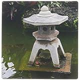 3dRose LLC 8 x 8 x 0.25 Inches Hawaii Kauai Chinese Garden with Koi Savanah Stewart Mouse Pad (mp_89921_1)