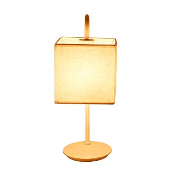 DENG IKEA, lámpara de Mesa, Dormitorio, mesita de Noche, luz ...