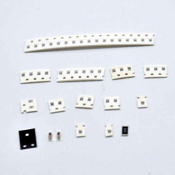 BESTOMZ Kit de bricolaje Kits de bricolaje 45 W SSB Amplificador de potencia lineal para radio Transmisor de radio de onda corta HF HF HAMMER FM CW: ...