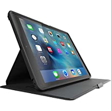 OtterBox Profile Series Slim Case for iPad Mini 1/2/3-Frustration Free Packaging (Gunmetal Grey/Merlot)