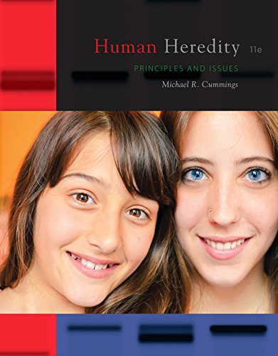 Human Heredity: Principles and Issues Pdf
