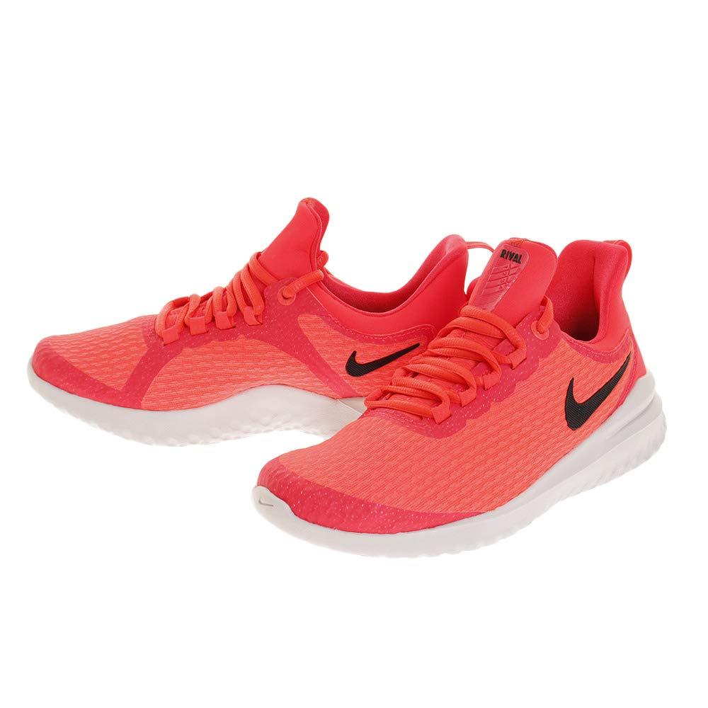 MultiCouleure (Bright Crimson noir Flash Crimson 602) Nike W Renew Rival, Chaussures de Running Compétition Femme 41 EU