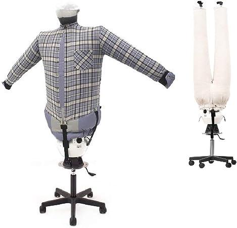 EOLO Plancha Secadora Plancha y Seca en automático Camisas Blusas Pantalones Refresca Ropa con Aire frío Soporte con Ruedas Planchado Vertical Profesional 6 años de garantía SA06 INOX SP: Amazon.es: Hogar