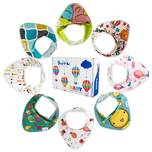Bandana Baby Bibs Waterproof Technology product image