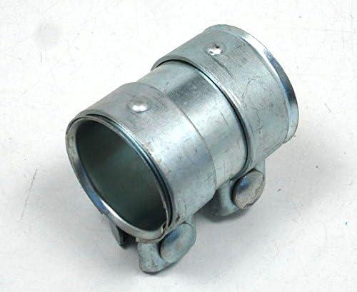 Universal Auspuffverbinder Verbinder Schelle Doppelschelle Ø 38-42,5 mm L = 95