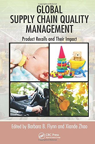 Global Supply Chain Quality Management: Product Recalls and Their Impact (Supply Chain Integration Modeling, Optimization and Application)