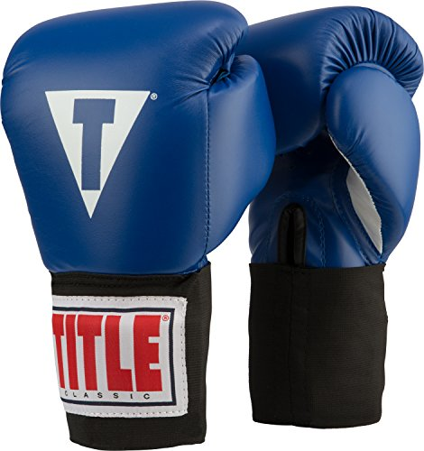 Title Classic USA Boxing Competition Gloves