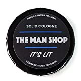 It's Lit Men's Solid Cologne (0.4 oz) The Man Shop