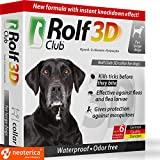 Rolf Club 3D FLEA Collar for Dogs - Flea and Tick Prevention