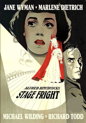 Image result for stage fright poster amazon