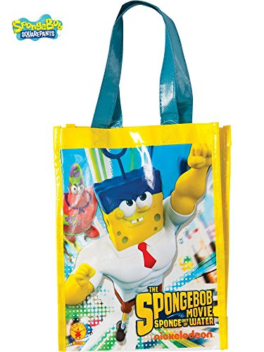 Rubie's Costume Spongebob Sponge Out of Water Trick-or-Treat Canvas Bag Costume]()