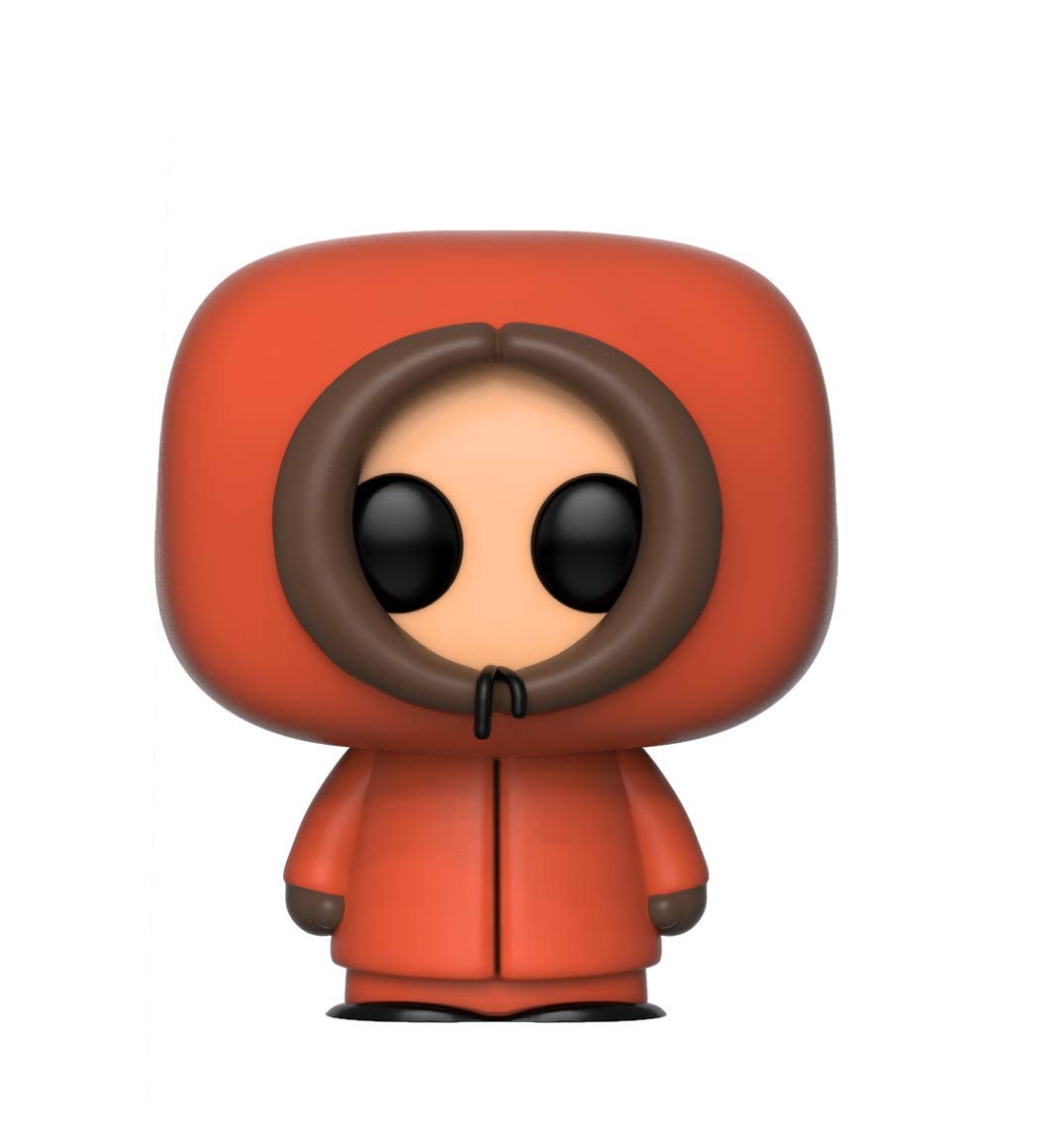 Funko Pop Television South Park Kenny Collectible Figure Multicolor