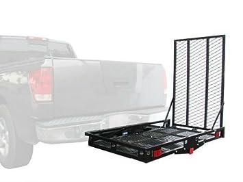 Amazon.com: 500lb Heavy Duty Carrier rampa de carga ...