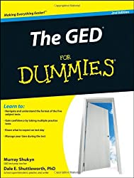 Image of the product The GED For Dummies that is listed on the catalogue brand of .
