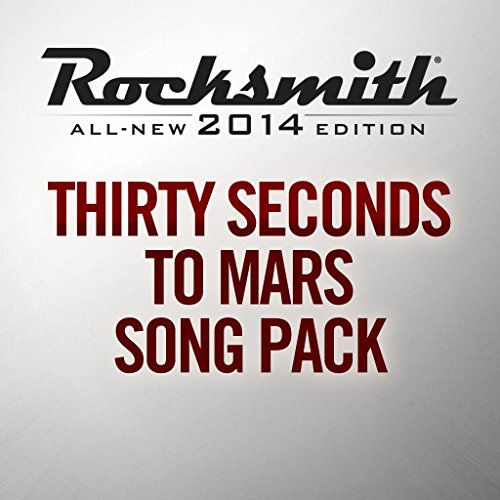 Rocksmith 2014 - Thirty Seconds To Mars Song Pack - PS4 [Digital Code]