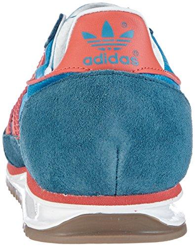 st S15 Bold Petrol Blau S15 Herren Surf SL72 adidas Sneakers Surf st Aqua Red qgf1nWwH