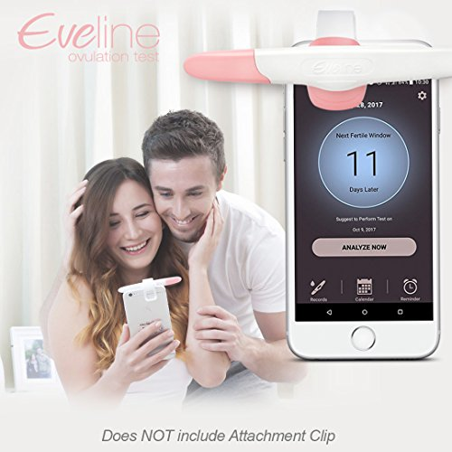 Eveline Smart Ovulation Test Strips Refill Pack - 14 Disposable Urine Test Strips: Easy to Use & Accurate Fertility Predictor with Precise and Clear Test Results for Stress-Free Conceiving by Eveline (Image #2)