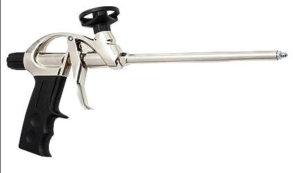Pistola para espuma expansiva de poliuretano