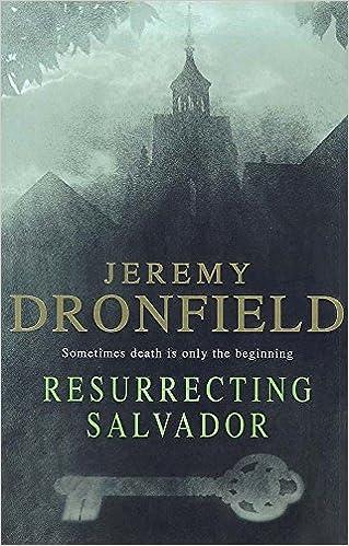 Book Resurrecting Salvador