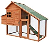 Merax Chicken Coop Wooden House Cage for Small Animals Hen Coop Nesting box (Chicken Coop#1) review