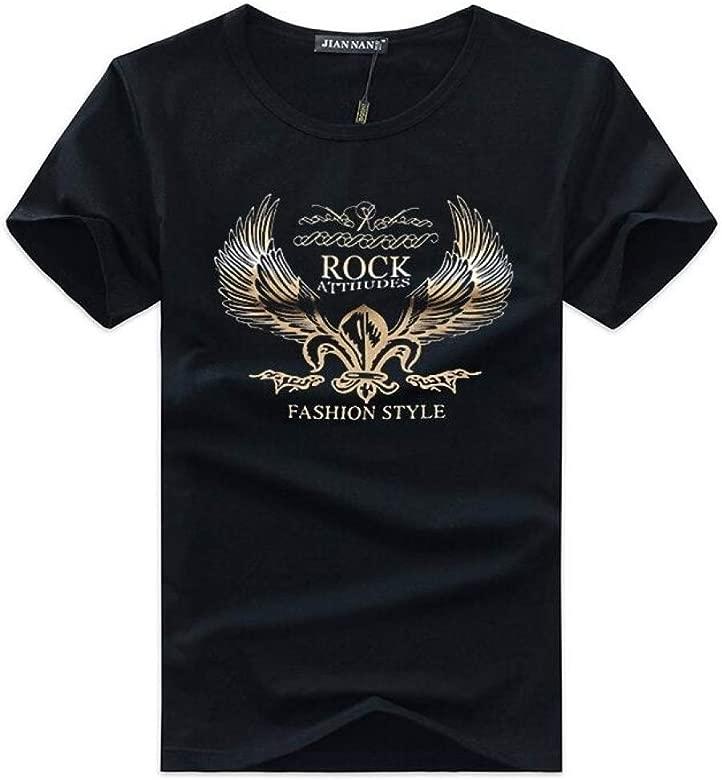 HNOSD 2019 Camiseta para Hombres Hombres Cuello Redondo ...