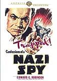 Confessions of a Nazi Spy [DVD] [1939] [Region 1] [US Import] [NTSC]